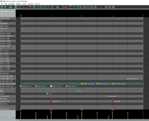 Piano Roll Drum View Editor Reaper